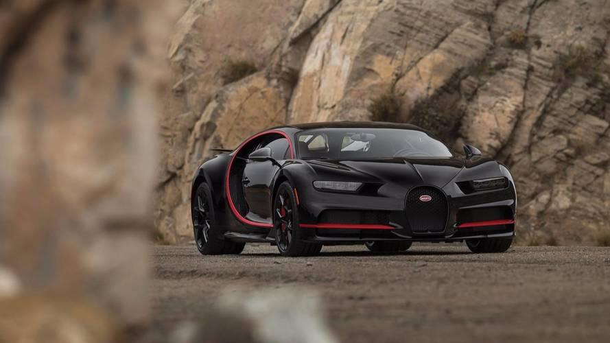 Bugatti cumple sus objetivos para 2017