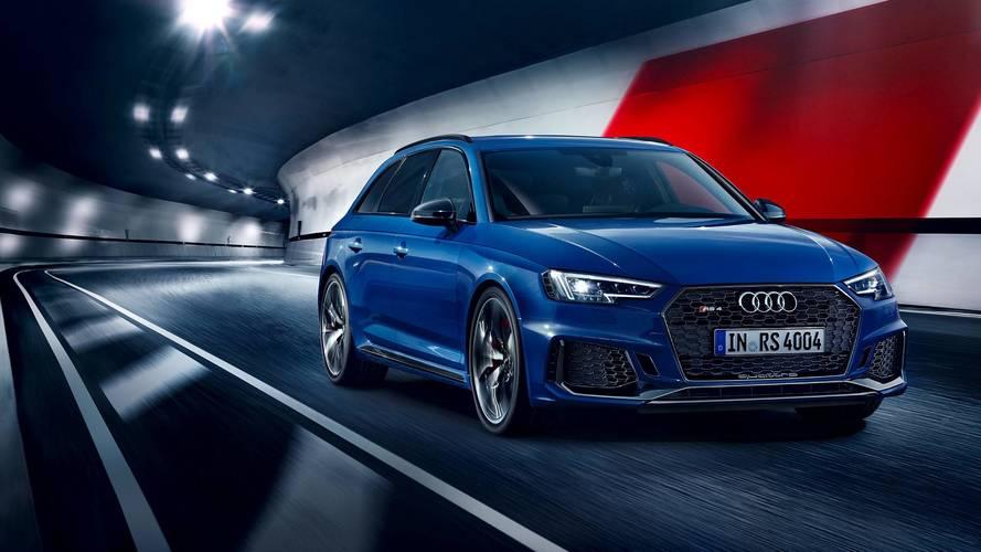 Audi RS 4 Avant (2018) - Voici le prix !