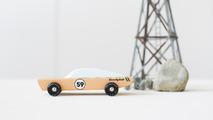 Candylab wood car toys