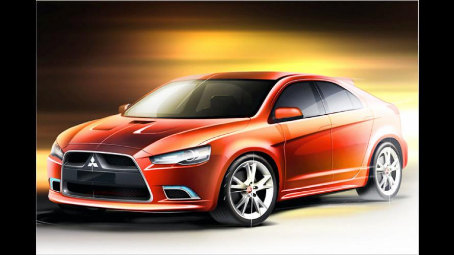 Neues von Mitsubishi: Der Prototype S feiert in Genf Premiere