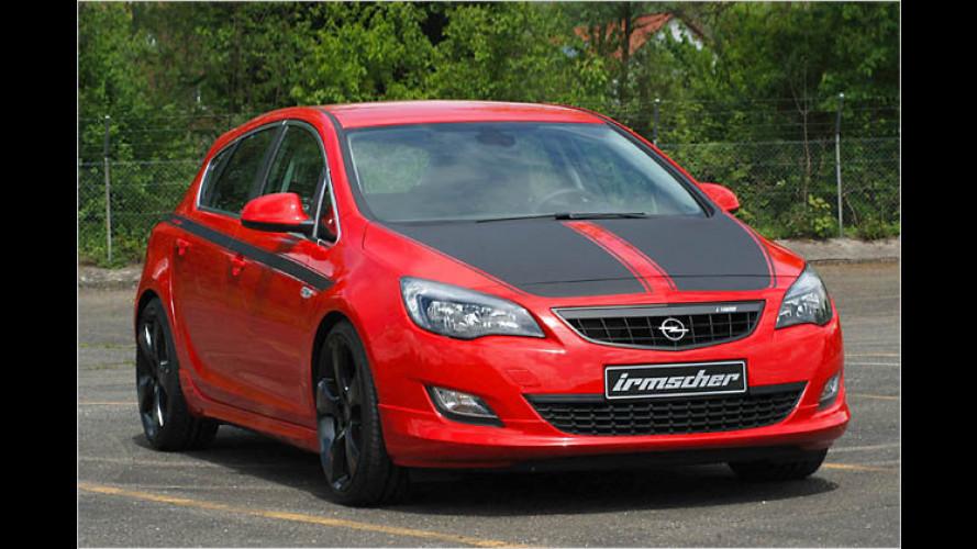 Irmscher prescht vor: Opel Astra i1600 mit 200 PS