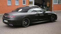 Mercedes S63 AMG Cabrio spy photo