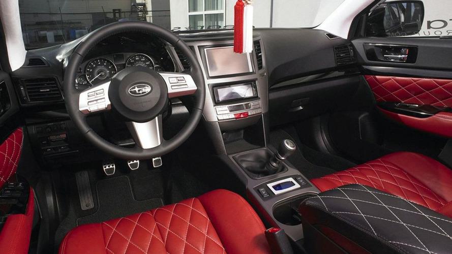 Subaru Previews WRX STI, Legacy Concepts for SEMA
