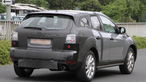Mazda CX-5 spied (replaces Tribute) 29.04.2011