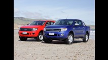 Ford inicia pré-venda da nova Ranger na Argentina