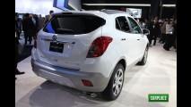 Fotos do Buick Encore no Salão de Detroit - Novo crossover compacto mira o Brasil pela Chevrolet