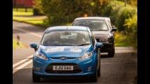 Ford Fiesta faz 38,5 km/l em maratona de consumo no Reino Unido