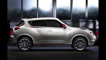 Nissan divulga as primeiras imagens do esportivo Juke Nismo