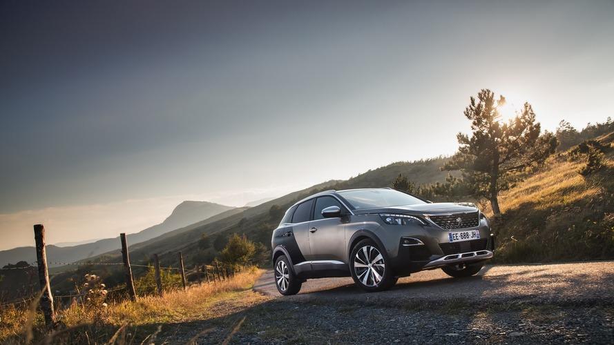 2017 Peugeot 3008'den şık bir GTI versiyonu doğabilir