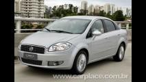 Fiat lança oficialmente o Linea - Sedan chega com preço inicial de R$ 60.900