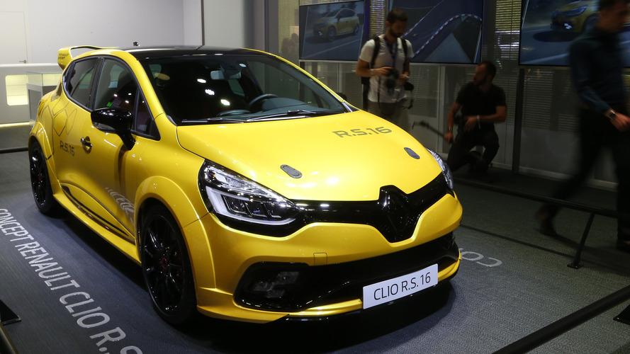 Efsane Renault Clio RS16 konsepti iptal edildi, hayranları yasta