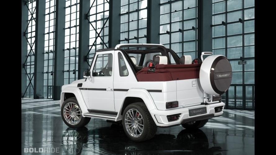 Mansory Mercedes-Benz G 500 Speranza