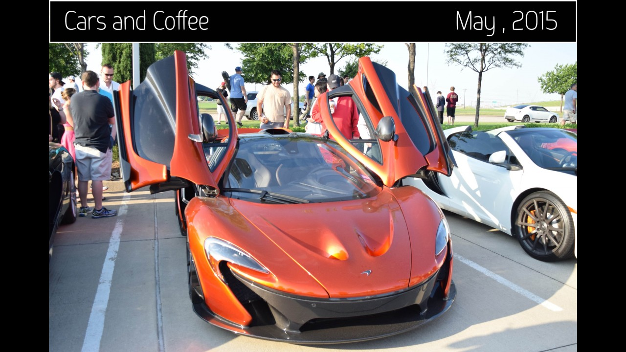 Biraz mola... Arabalar ve Kahve