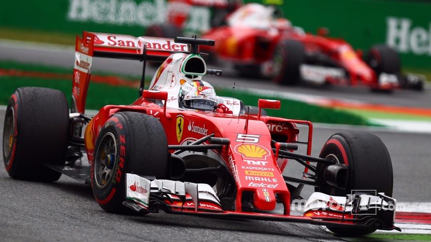 Arrivabene: Ferrari