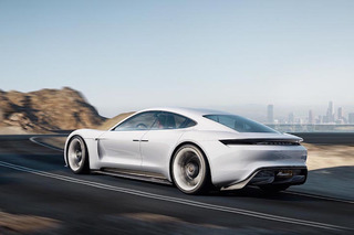 Porsche Mission E Gets Green Light, In Dealers by 2020