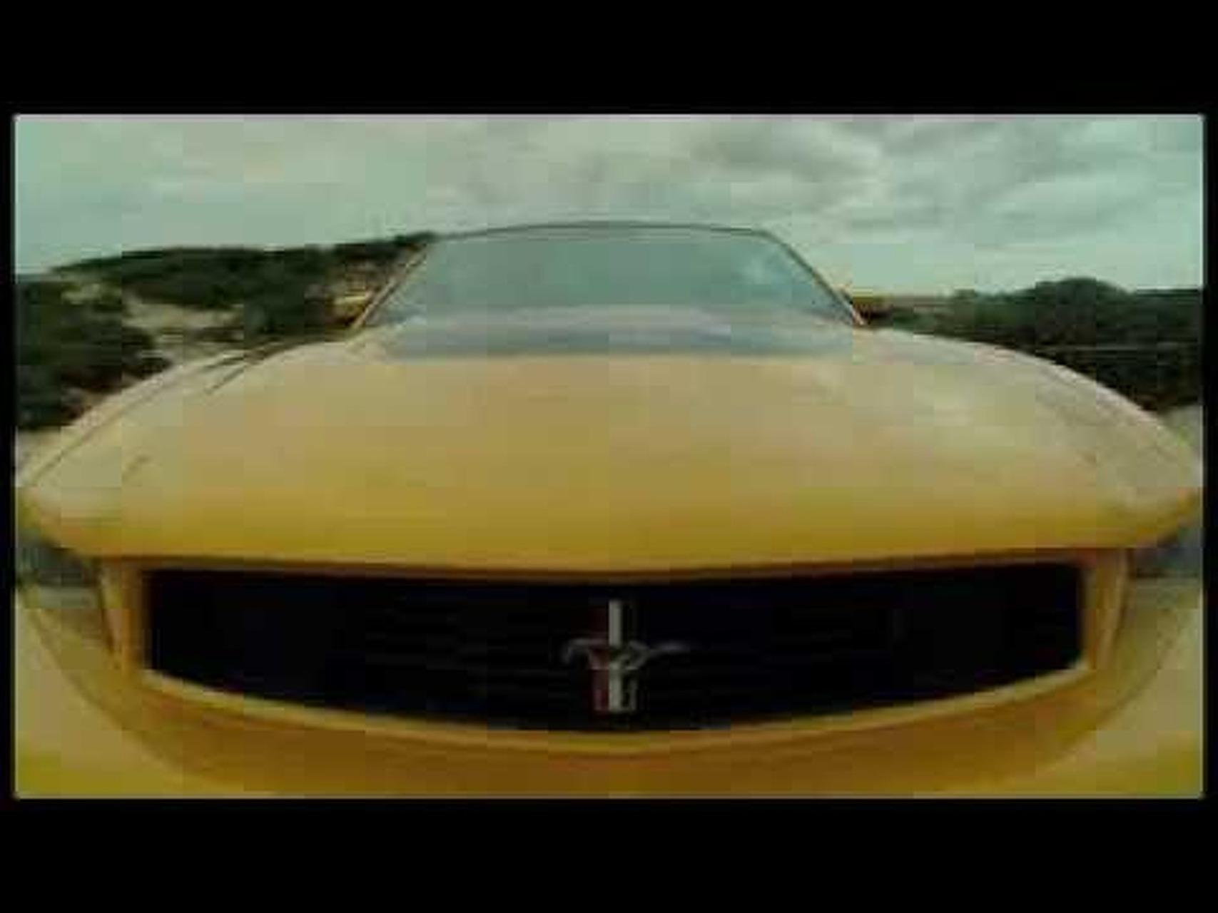 2012 Mustang Boss - Timelapse