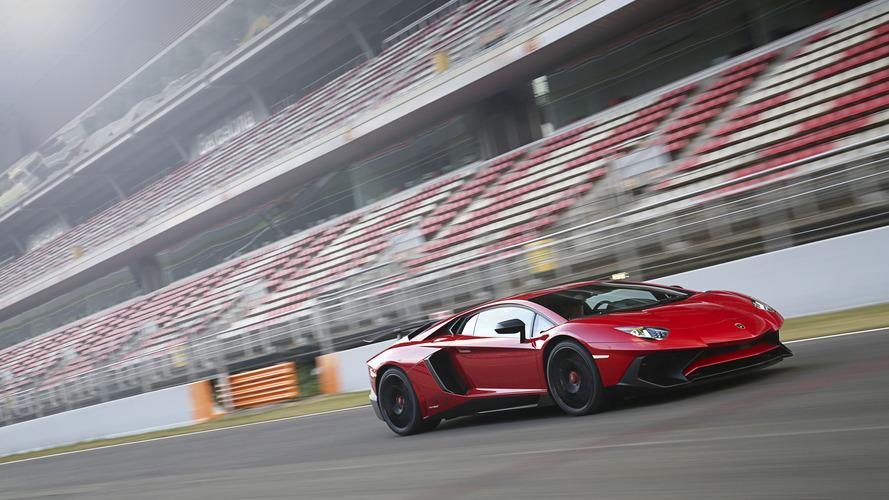 Lamborghini : le V12 a encore de beaux jours devant lui