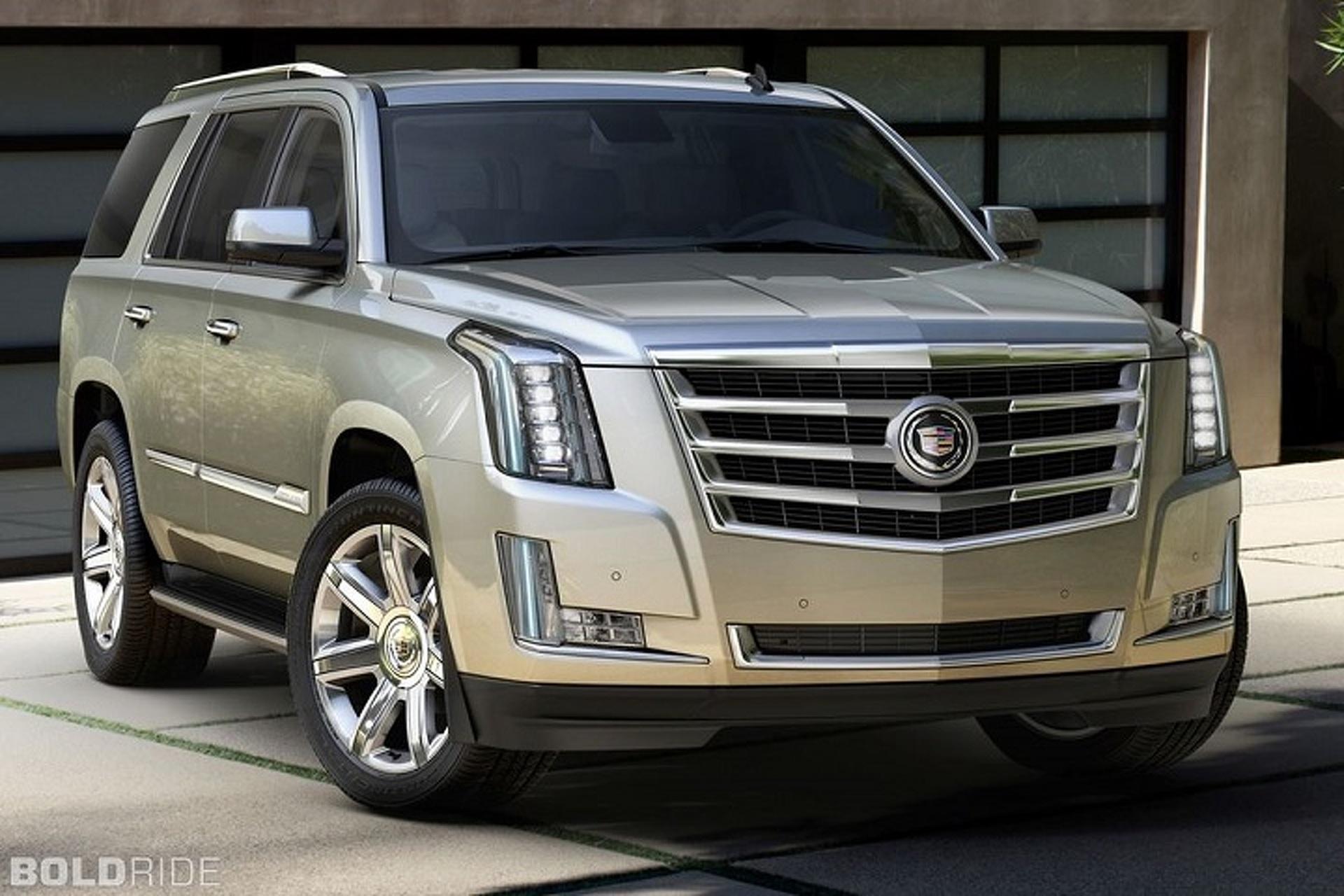 Is Cadillac Preparing a High-Performance Escalade V?