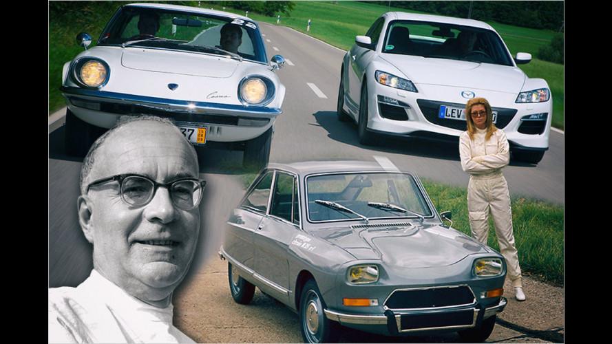 60 Jahre Wankelmotor: Die Autos