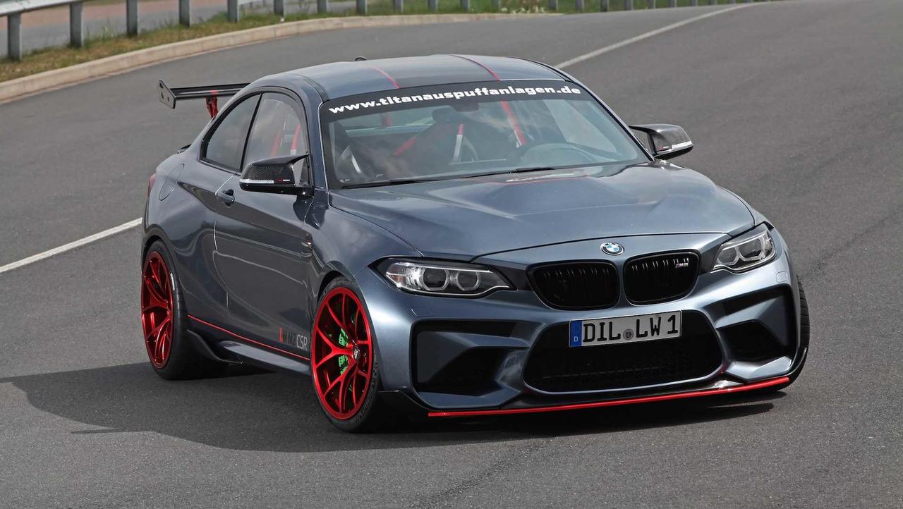 Lightweight Performance BMW M2 CSR