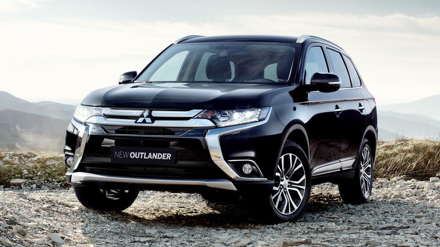Novo Mitsubishi Outlander utilizará plataforma do Nissan X-Trail