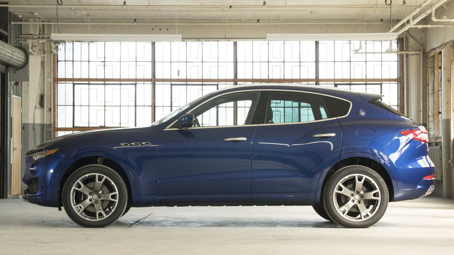 Maserati Levante Production To Be Halted Again Amid Lower Demand