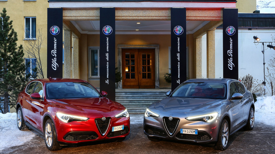 151 fotoğraf ve 4 video ile 2017 Alfa Romeo Stelvio