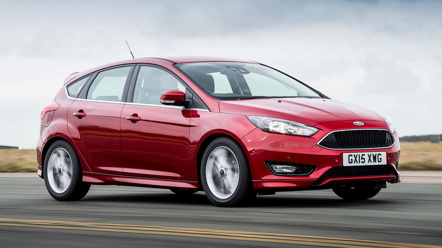 2017 Ford Focus Hatchback Review