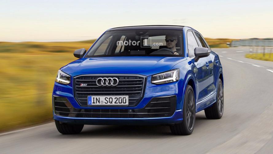 Audi SQ2 y RS Q2, imaginamos cómo serán con estos render
