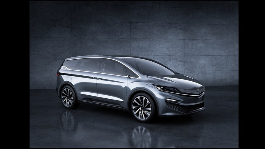 Geely MPV Concept Shows Its Attractive Shape In Full