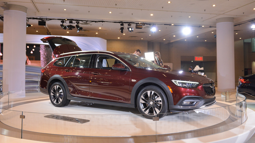 2018 Buick Regal Lands In New York As The American Insignia