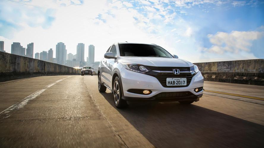 Honda HR-V fica até R$ 1.600 mais caro pouco antes da reestilização