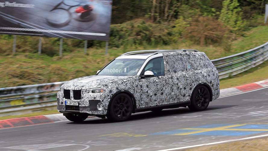 BMW X7 konsepti yakıt hücreli güç aktarma organına sahip olabilir