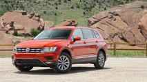 2018 Volkswagen Tiguan: First Drive