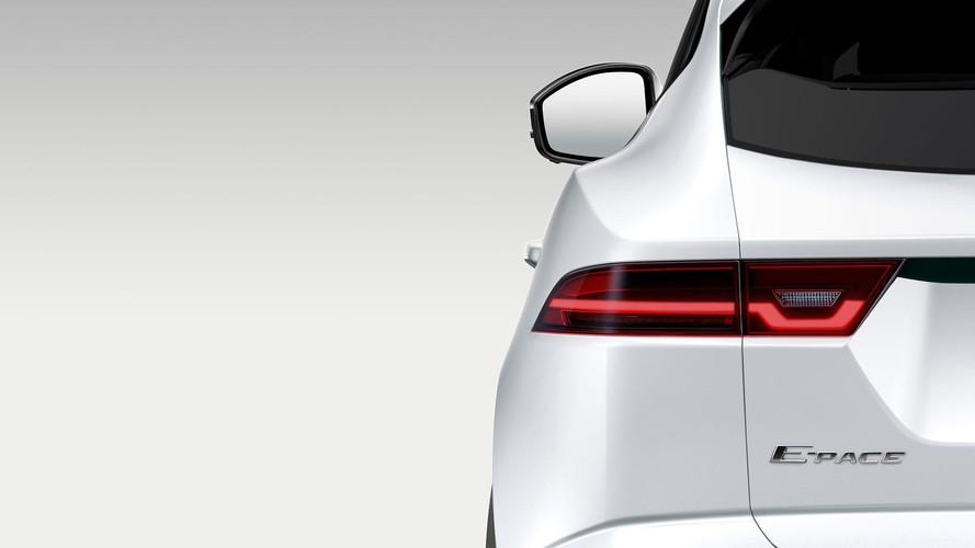 Jaguar E-Pace 2018'in başında geliyor