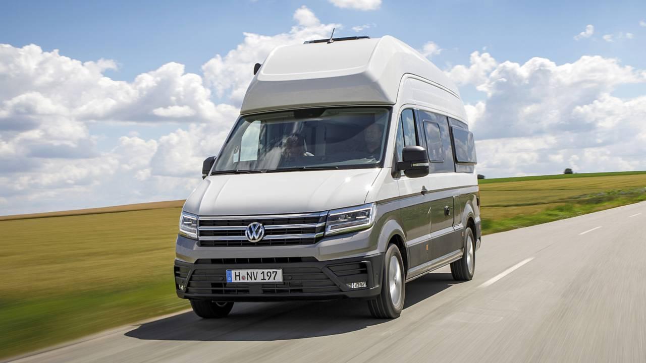 VW Grand California 2018