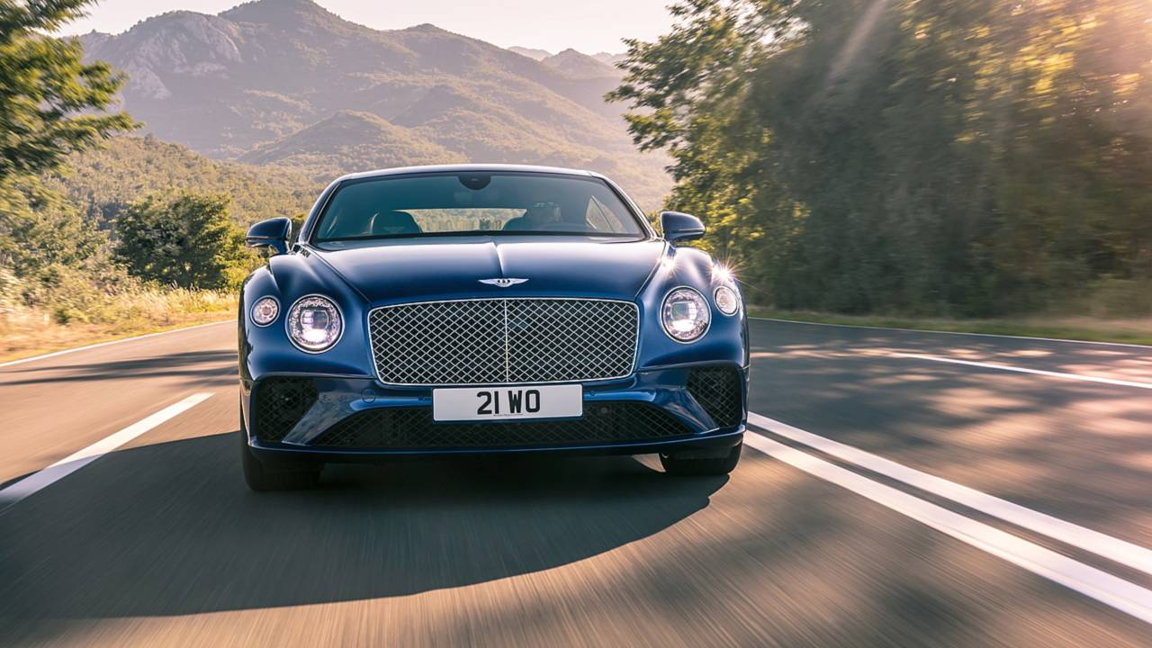 6. Bentley Continental GT