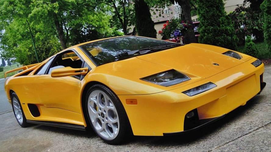 Hazte con un Lamborghini Diablo réplica por 52.000 euros