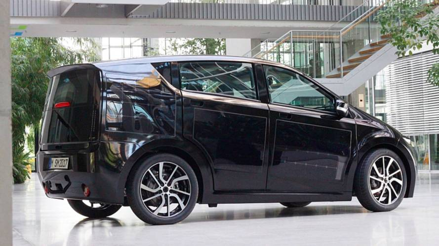 Sono Motors Sion: conheça o carro elétrico solar que roda até 250 km