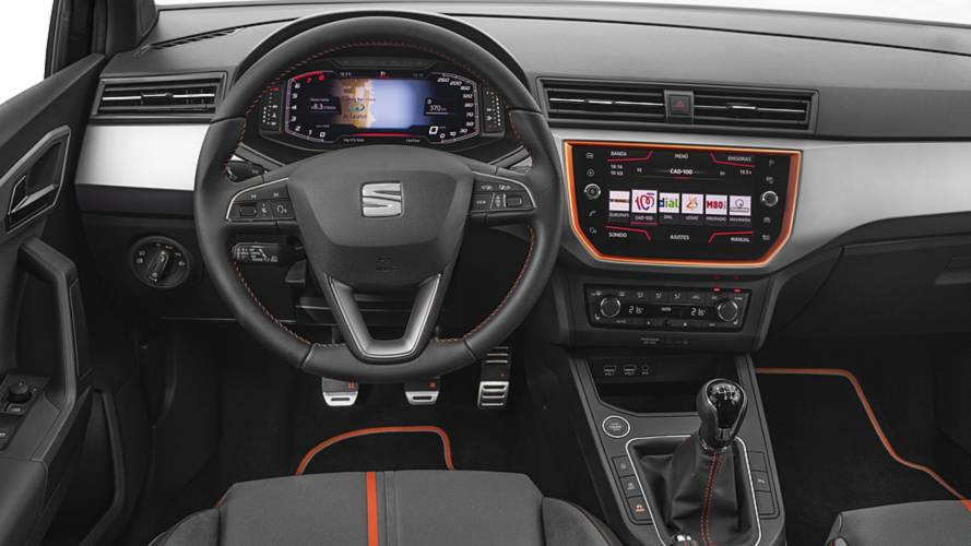 SEAT Ibiza et Arona avec le Digital Cockpit