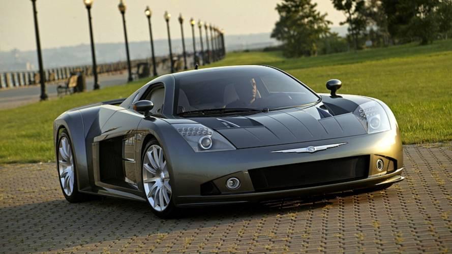 Chrysler ME Four-Twelve, l'americana dal cuore AMG