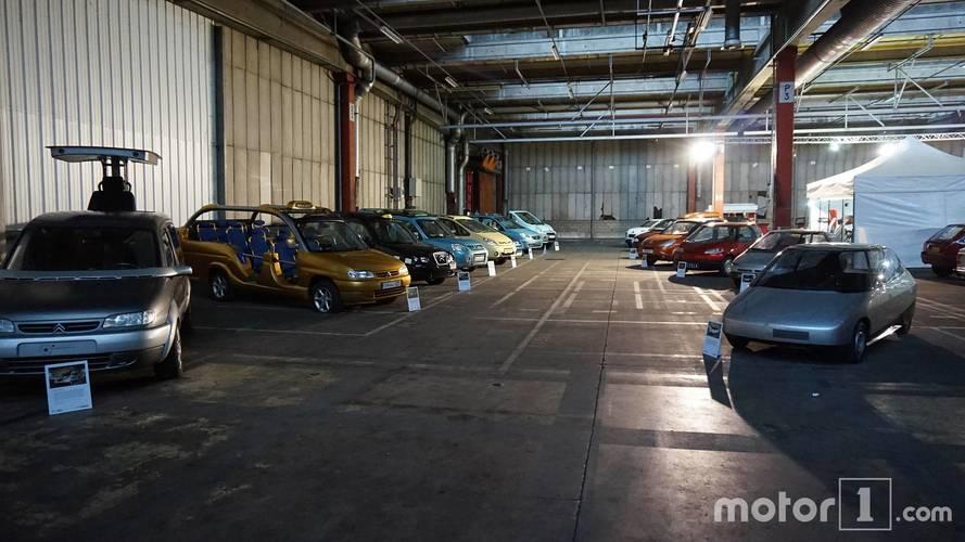 PHOTOS - Dans les coulisses de la vente Citroën Héritage