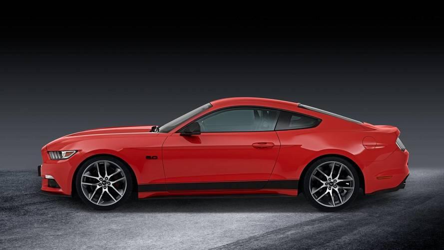 Ford'dan ST, RS ve Mustang ailesine performans parçaları