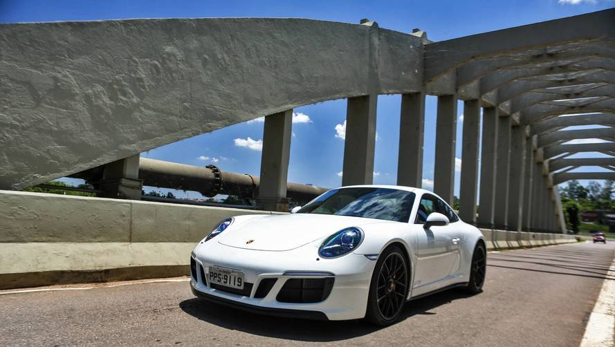 Porsche fará exposição gratuita no Ibirapuera