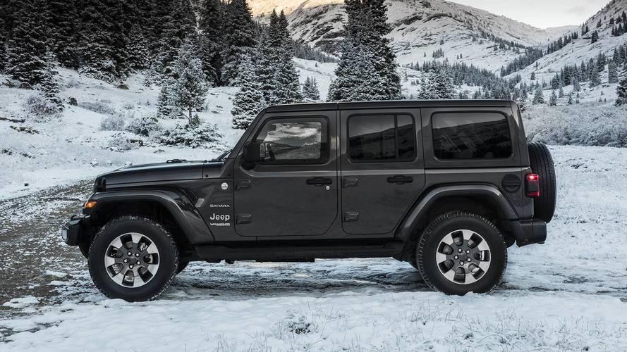 Jeep Wrangler plug-in hybrid coming in 2019