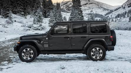 Jeep Wrangler plug-in hybrid coming in 2019