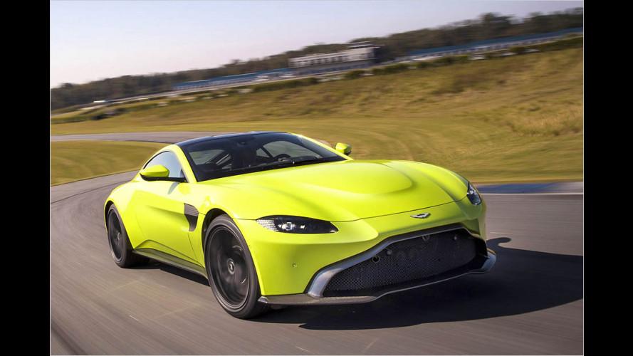 Komplett neu: Aston Martin Vantage
