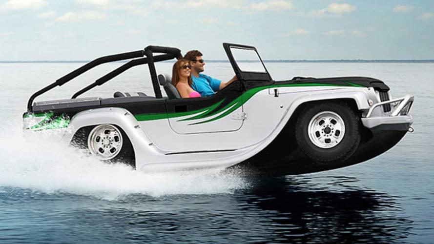 Prodrive Starts Work On Amphibious Car
