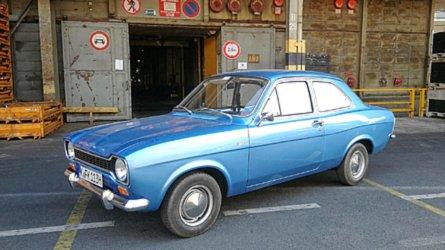 50 Jahre Ford Escort: Unterwegs in der ersten Generation