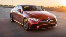 2019 Mercedes-Benz CLS-Class: First Drive